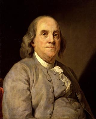Benjamin-franklin-portrait