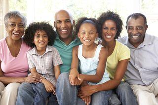Bigstock-Extended-Family-Relaxing-On-So-13907567