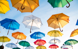 Pexels-adrianna-calvo-17679 - Umbrellas - Insurance Blog - Cal Probate